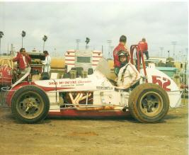 Len Nordhorn vintage racing photos by doug haack